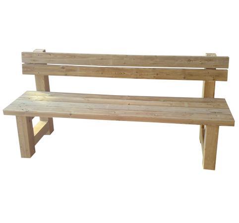 Panche e Panchine in legno per esterni, ottime in giardino