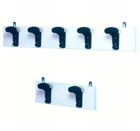 Attaccapanni In Plastica.Appendiabiti A Muro Con Gruccia In Plastica Ap01007 Dimensione