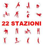 22 station fitness trail PE02057-A