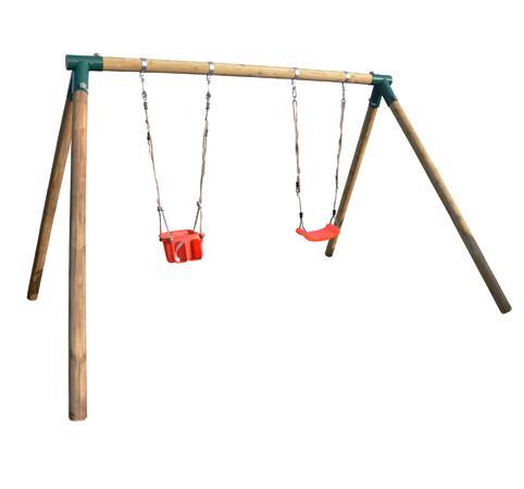 Altalene dai parchi alle scuole al giardino di casa - Altalena da giardino per bambini ...