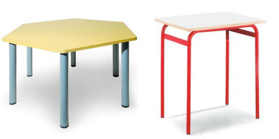 Tavoli E Sedie In Plastica Per Bambini.Arredo Scuola Tavoli E Sedie Per Bambini