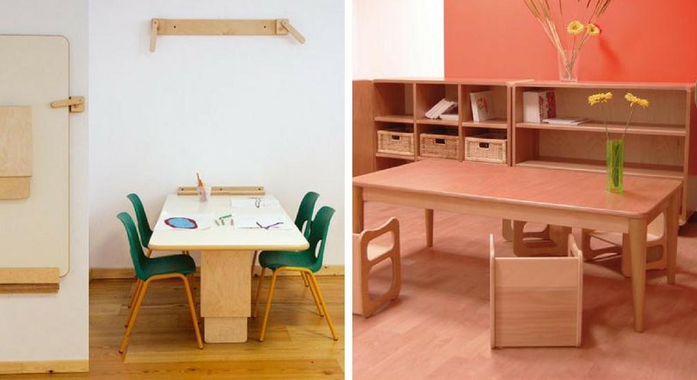 Mobili montessori mobili a misura di bambino for Mobili montessori